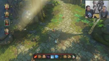 Divinity: Original Sin Enhanced Edition - Eine Stunde Gameplay samt Q&A
