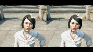 Dishonored: Video-Grafikvergleich Definitive Edition (Xbox One) vs. bisherige Version (Xbox 360)