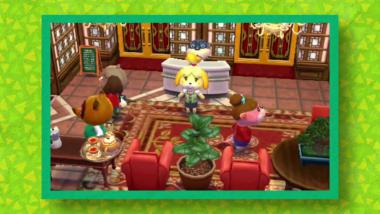 Animal Crossing: Happy Home Designer - PAX-Trailer mit neuen Spielszenen