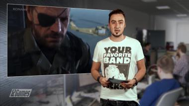 PC Games Video-News: MGS 5-Produktionskosten enorm