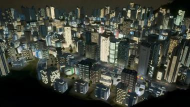 Cities: Skylines - After Dark - Erster Ingame-Trailer in 60 Fps