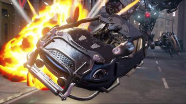 Unreal Engine 4: Beeindruckende VR-Techdemo Showdown im Video
