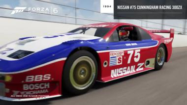 Forza 6: Trailer zum Logitech G Car Pack
