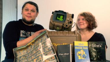 Fallout 4: Pip Boy Edition im Unboxing-Video