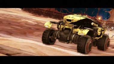 Rocket League: Trailer zum Chaos Run-DLC