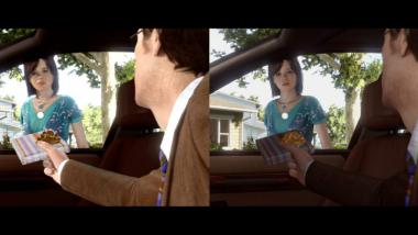 Beyond: Two Souls: Video-Grafikvergleich - PS4 vs. PS3
