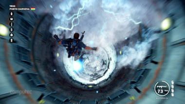 Just Cause 3: Video - Stargate-Secret