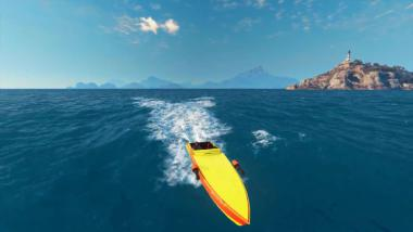 Just Cause 3: Waveworks mit Schaumdarstellung im Video