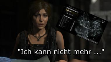 "<span class=""highlightHeadline"">Rise of the Tomb Raider</span> Kolumne: Ein Opfer der Open-World-Seuche"