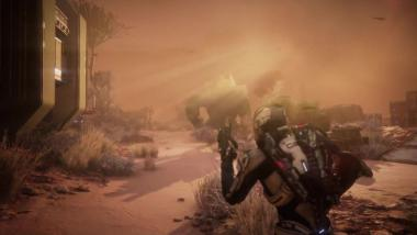 Mass Effect: Andromeda - Behind the Scenes-Video mit Gameplay