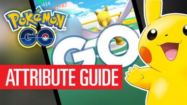 Pokémon GO: Attribute im Guide-Video erklärt