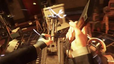 Dishonored 2: Angriff aus dem Hinterhalt - Gameplay-Video von der Gamescom