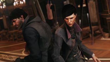 Dishonored 2: Launch-Trailer zeigt Emily in blutiger Mission