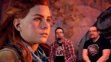 Horizon: Zero Dawn - Let's Play des PS4-Megakrachers - die ersten Open-World-Quests