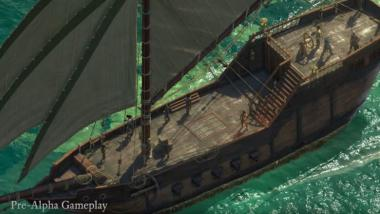 Pillars of Eternity 2: Deadfire: Backer-Update zu den Schiffen