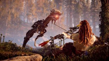 Horizon: Zero Dawn: PS4-Hit im Video-Vergleich mit The Witcher 3