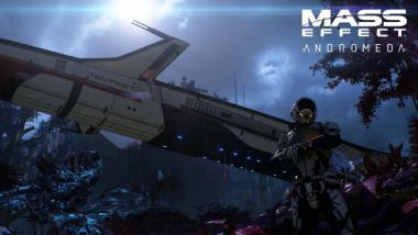 Mass Effect: Andromeda - Video-Rundgang auf der Tempest