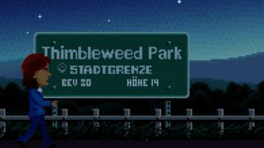 Thimbleweed Park: Ron Gilberts Retro-Adventure im Test-Video (ohne Story-Spoiler)
