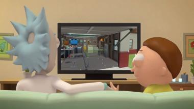 Rick and Morty: Launch-Trailer zu Adult Swims VR-Spiel