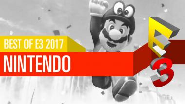 Best of E3 2017: Die Highlights von Nintendo im Video