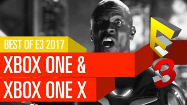 Best of E3 2017: Die Games-Highlights für Xbox One und Xbox One X
