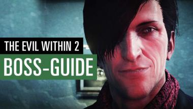 The Evil Within 2: Boss-Guide - Guardian, Obscura und Stefano