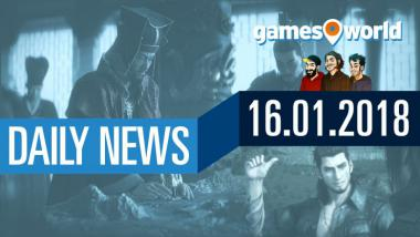 Devil May Cry 5, FF15 PC-Release, Fortnite, Total War: Video-News am 16. Januar