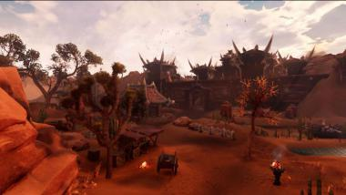WoW: Azeroth in Unreal Engine 4 – Durotar im Video