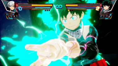 My Hero Ones Justice Der Spassige Anime Prugler Im Test