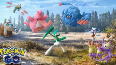 pokemon go neue pokemon sind da update bringt neuerungen