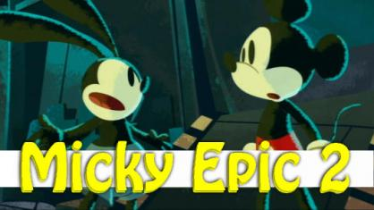 Disney Micky Epic 2: The Power of Two - Erstes Videomaterial