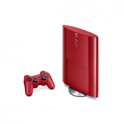 PlayStation 3 Super Slim: In Blau, Rot und Weiß bald im Handel?