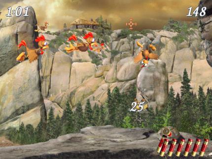 moorhühner kostenlos jagen