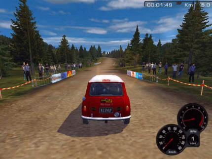 Als Vollversion in PC Games 09/03: Rally Trophy.