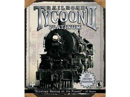 Railroad Tycoon 2 stammt von Pop Top Software.