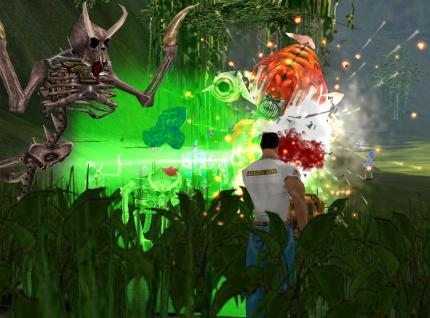 Serious Sam: The Second Encounter kommt voraussichtlich Anfang 2002.