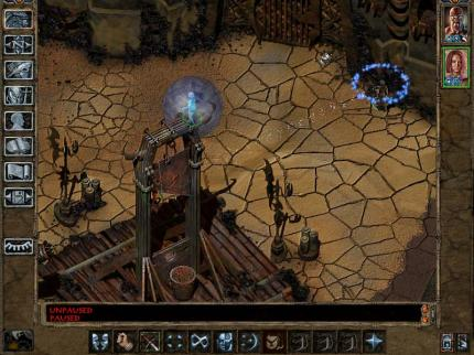 The Darkest Day - ein kostenloses Add-on für Baldur's Gate 2.
