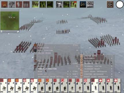 Shogun: Total War - Cheats