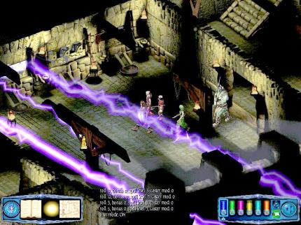 Pool of Radiance: Ruins of Myth Drannor - Die Vorschau gibt es in PC Games 08/2001