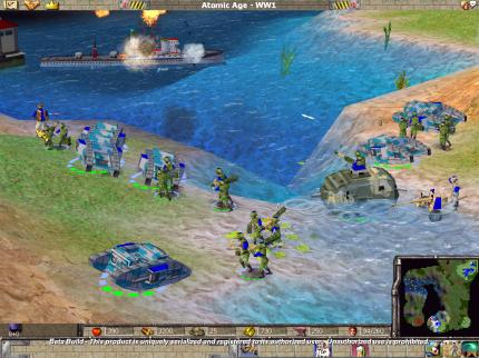 Empire Earth Patch v1.0.4.0