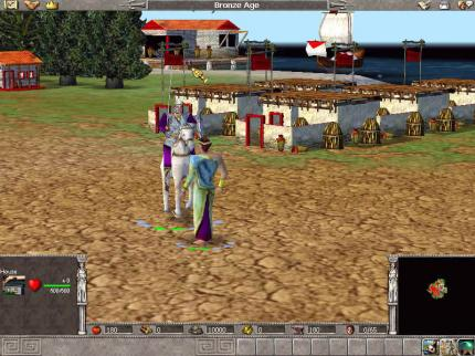 Empire Earth - auf Heft-CD/-DVD in PC Games 12/2001.