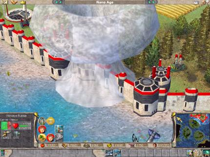 Empire Earth - Stationierte Flugzeuge