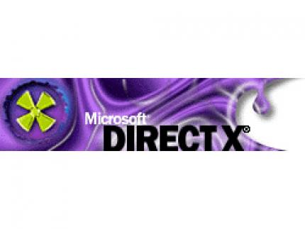 DirectX 8 Kontrollpanel v1.4