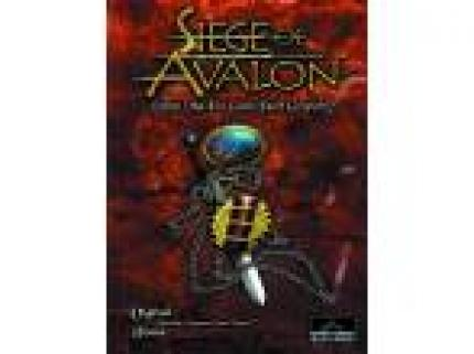 Siege of Avalon - Coverbild