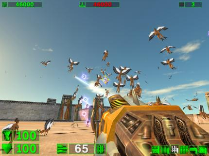 Serious Sam Public Test 2.1a - spielbare Demoversion