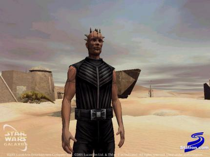 Star Wars: Galaxies-Interview