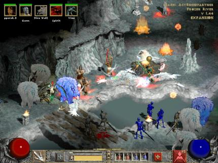 Diablo 2: Lord of Destruction - Neue Charaktere