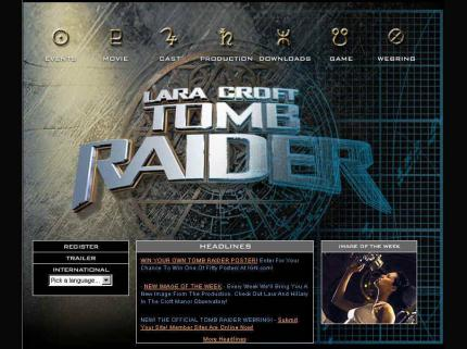 Tomb Raider: The Movie startet im Sommer 2001.