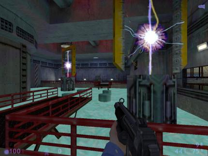 Half-Life: Blue Shift - Levelnamen
