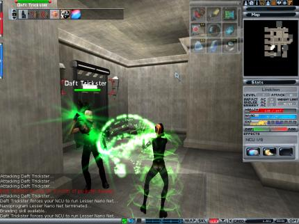 Anarchy Online: Alien Invasion: Screenshots